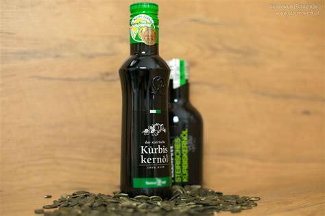 Kürbiskernöl aus der Steiermark kaufen Österreich