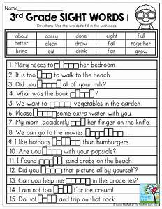 23 Best 3rd Grade Spelling Images On Pinterest