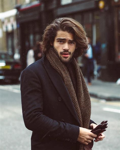 50 Stately Long Hairstyles for Men to Sport with Dignity ...