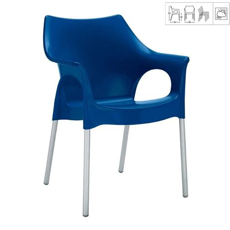 chaise de jardin bleu marine 126 chaise de jardin bleu chaise de jardin lounge fil