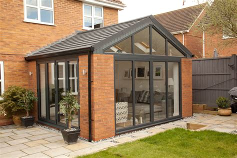 Sun Room Roofs by Solid Roof Conservatories Around The Uk Free Quotes
