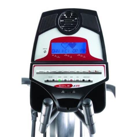 Amazon.com : Sole E35 Elliptical Trainer (2009-2010 Model