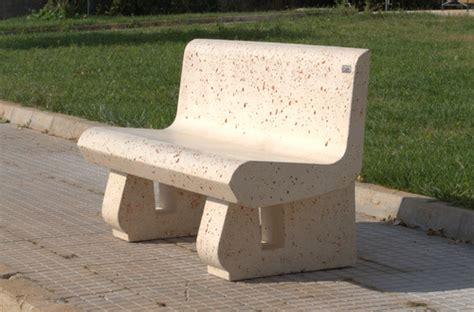 Panchine In Cemento by Realizzazione Panchine In Cemento Per Parchi E Piazze
