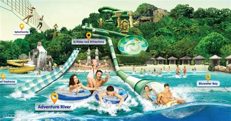 cove adventure waterpark singapore klook water rileklah