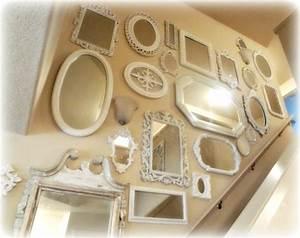 Miroir Mural Pas Cher : le grand miroir mural 25 id es pour d 39 arrangement et d coration ~ Teatrodelosmanantiales.com Idées de Décoration