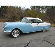 1955 Pontiac Chieftain 2 Door Hardtop ★。☆。JpM