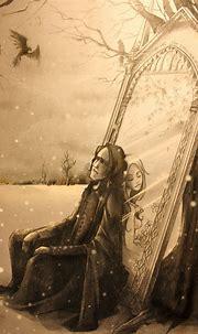 Severus - Severus Snape Fan Art (24457203) - Fanpop