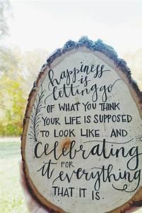 CUSTOM original... Plank Art Quotes