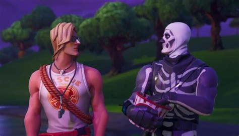 Fortnite Season 6 Might Feature Werewolves For Halloween Maybe