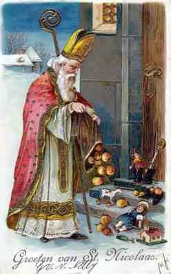 holiday queens blog december   st nicholas day