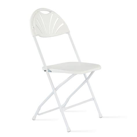 chaise pliante blanche housse de chaises pliantes mobeventpro