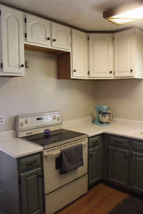 Raised Upper Kitchen Cabinets   Life on Shady Lane