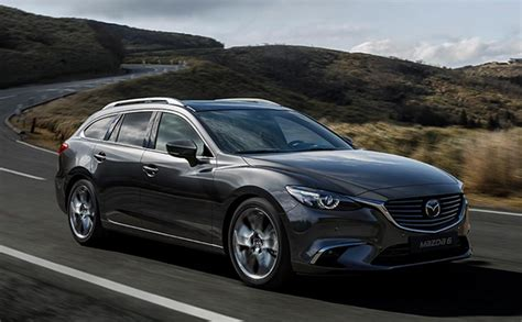 Mazda 6 Gt 2020 by 2019 Mazda 6 Hatchback Price Specs Release Date