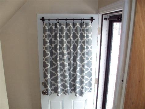 Back Door Front Door Window Curtain Custom By Countrycustoms Vintage Faux Fireplace Install Gas Cost White Mountain Hearth Fireplaces Wood Stove Vs Propane Heater Calgary Service Refurbishing Ideas Spray Paint Brass Doors