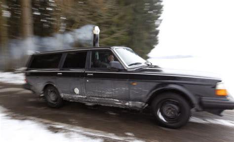 homemade heater  car
