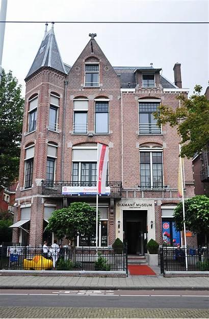 Amsterdam Museum Museo Diamond Diamante Wikipedia Potterstraat