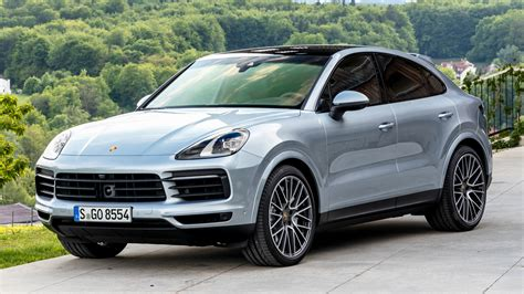 2019 Porsche Cayenne S Coupe - Wallpapers and HD Images ...