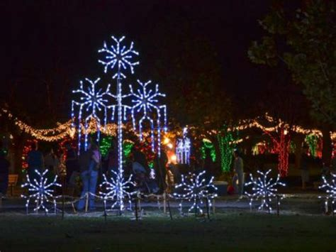 holiday lights and s mores return to largo central park