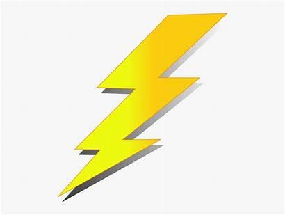 Lightning Mcqueen Thunder Clipart Bolt Transparent Cars