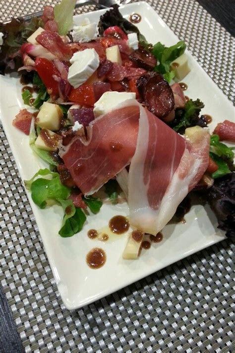 salade landaise les saveurs de la cuisine française