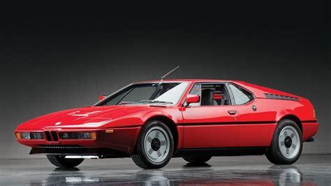 1980 Bmw M1- The über-bmw