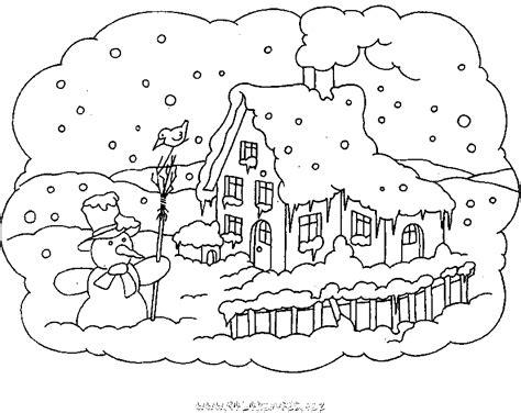 dessin de chalet de montagne coloriage chalets et maisons de noel et montagne gratuit 9908 noel