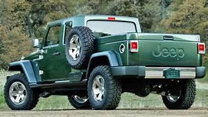 Jeep Wrangler Pick Up : report a jeep wrangler pickup is in the works autoweek ~ Medecine-chirurgie-esthetiques.com Avis de Voitures
