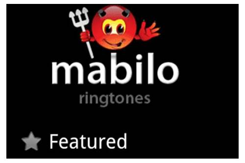 mabilo ringtones android free