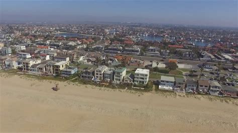 Sunset Beach Ca Dji Phantom 3 Standard Drone Huntington Beach Ca