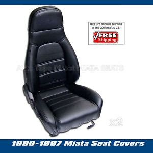 Miata Seat Upholstery Kit by 1990 1997 Miata Replacement Seat Cover Upholstery Ebay