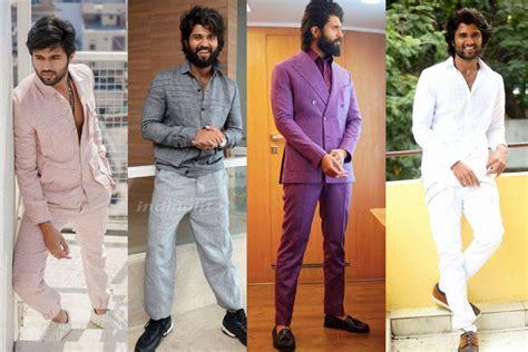 Shop vijay clothing on redbubble in confidence. Vijay Devarakonda's Style Statement! - South India Fashion