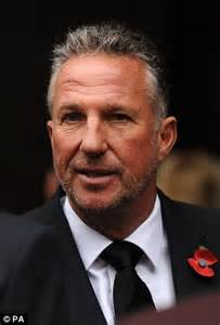 Sir Ian Botham finishes charity walk then races to dying ...
