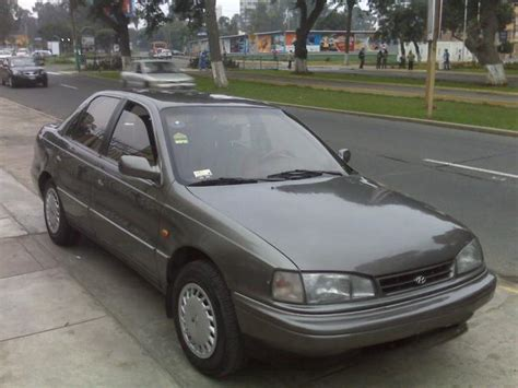 1992 Hyundai Elantra by 1992 Hyundai Elantra Information And Photos Momentcar