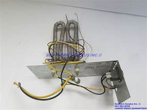 Carrier Cpheater026b00 Electric Heater Coil 208  240v 1ph 3