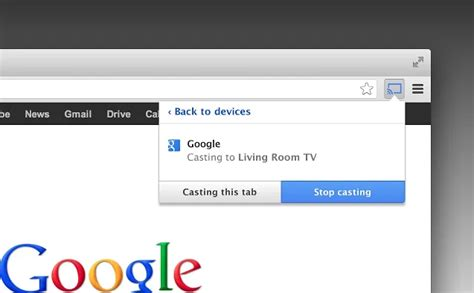 cast extension android get ready to your browser with chromecast using the