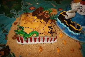 Jake And The Neverland Pirates Cake - CakeCentral.com