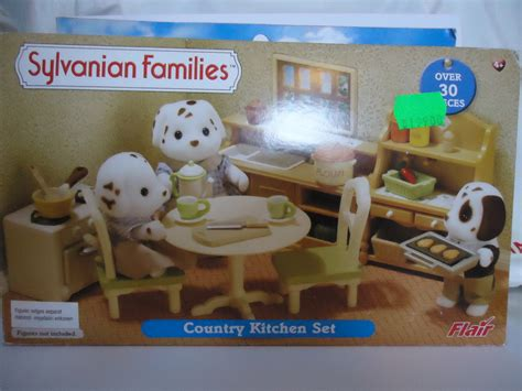 Country Kitchen Set