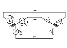 Three Phase Electric Power Wikipedia
