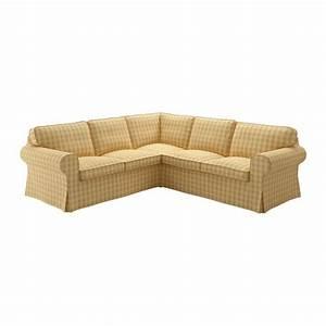 Housse Canapé D Angle Ikea : ektorp housse canap d 39 angle 2 2 skaftarp jaune ikea ~ Melissatoandfro.com Idées de Décoration