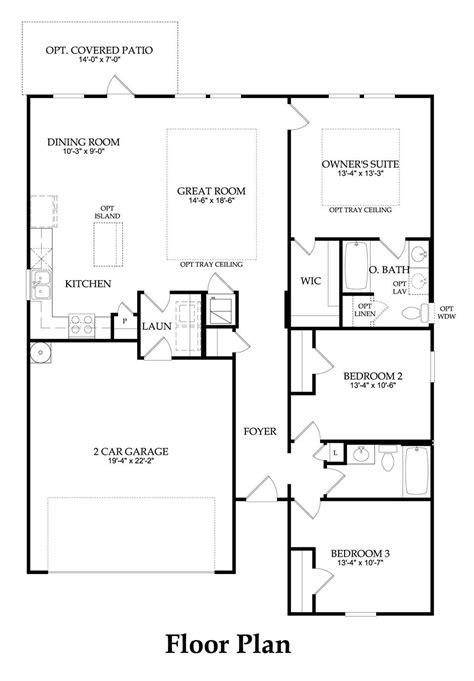 stirling bridge austin tx  homes centex homes larkspur floor plan  sq ft