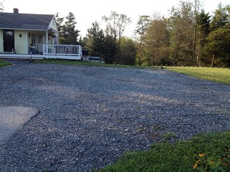 crushed granite driveway crushed granite driveway ideas the wooden houses