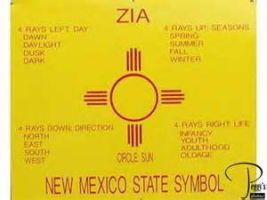 New Mexico Zia Symbol Meaning