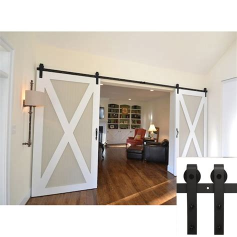 buy  ft american barn door hardware