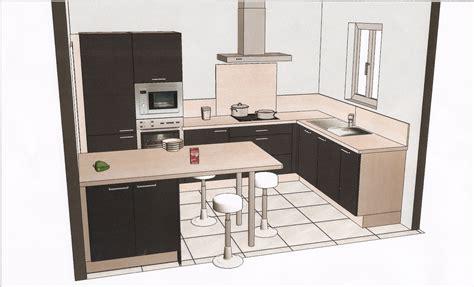 plan de cuisine en u davaus plan de cuisine en u gratuit avec des idées intéressantes pour la conception de