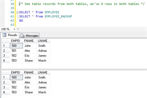 sql insert into new table image gallery sql insert