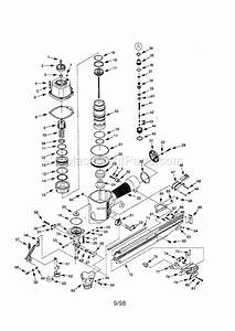 Craftsman 351184200 Parts List And Diagram