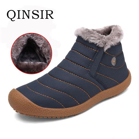 Unisex Waterproof Ankle Boots