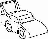 Toy Coloring Race Printable Racing Wecoloringpage sketch template