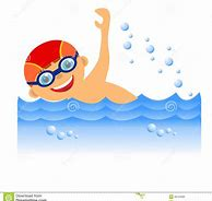 Image result for images of  children swimmimng