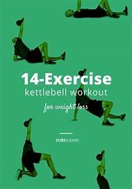 Free Printable Kettlebell Workout Exercises